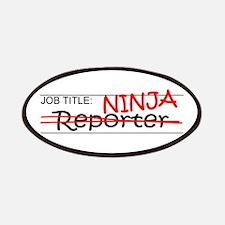 Job Ninja Reporter Patches
