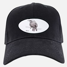 Little Brown Wren Baseball Hat