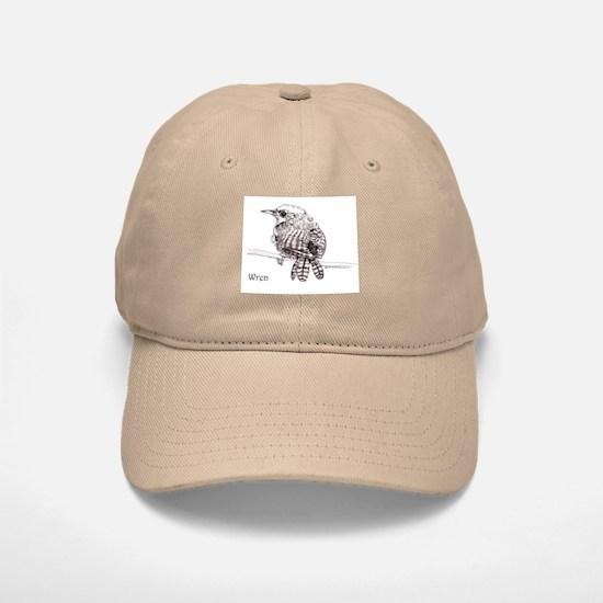 Little Brown Wren Cap