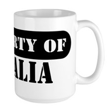 Property of Natalia Mug