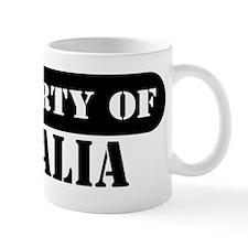 Property of Natalia Mug