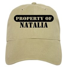 Property of Natalia Baseball Cap