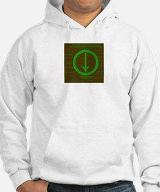 Above the influence hoodie
