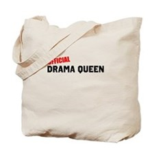 Official Drama Queen Tote Bag