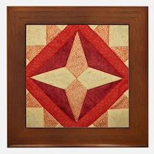Mississippi Star Framed Tile