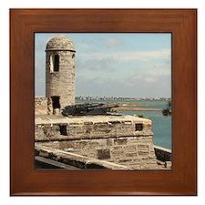 Castel San Marco Fort, St Augustine, Florida, USA