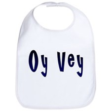 Oy Vey Yiddish Bib
