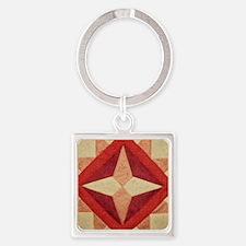 Mississippi Star Keychains