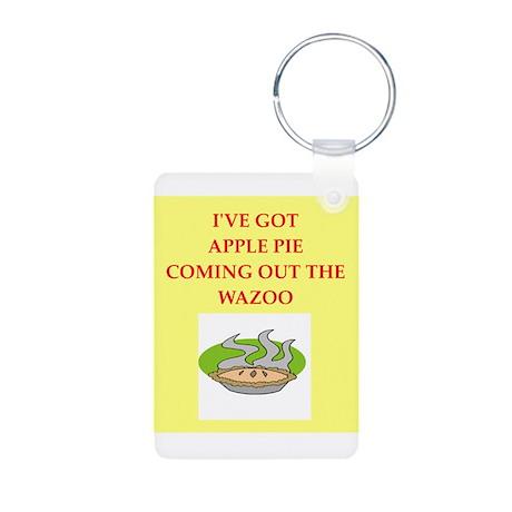 apple pie Keychains