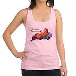 Grandma Wienerette Racerback Tank Top