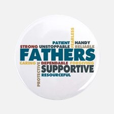 """Fathers 3.5"""" Button (100 pack)"""