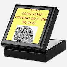 olive loaf Keepsake Box