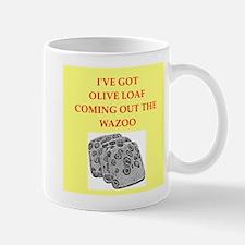 olive loaf Mug