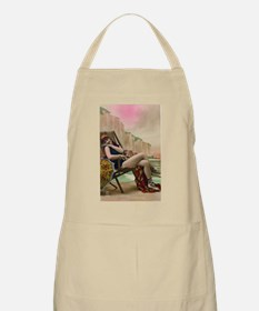 Vintage Swimsuit Pinup Girl Apron