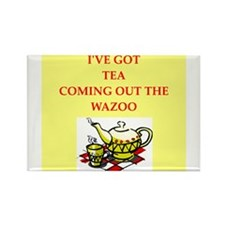 tea Rectangle Magnet