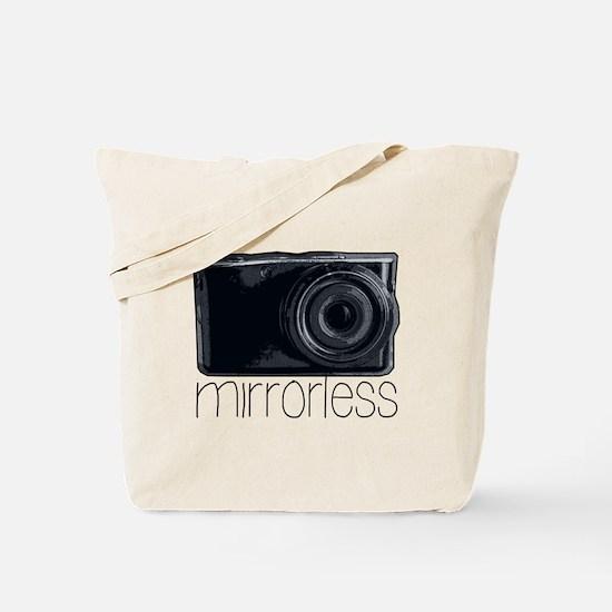 Mirrorless Tote Bag