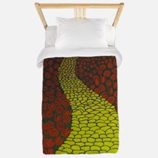 Yellow Brick Road Twin Duvet