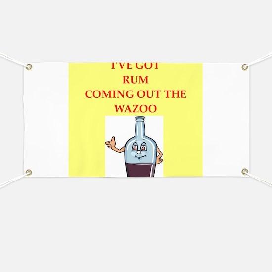 rum Banner