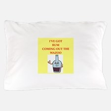 rum Pillow Case