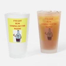 rum Drinking Glass