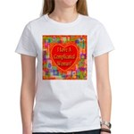 I Love A Complicated Woman! Women's T-Shirt