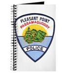 Pleasant Point Police Journal