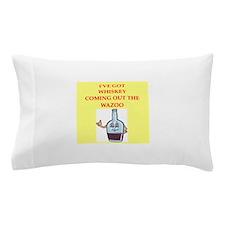 whiskey Pillow Case