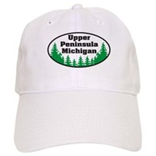 Upper Peninsula Baseball Cap