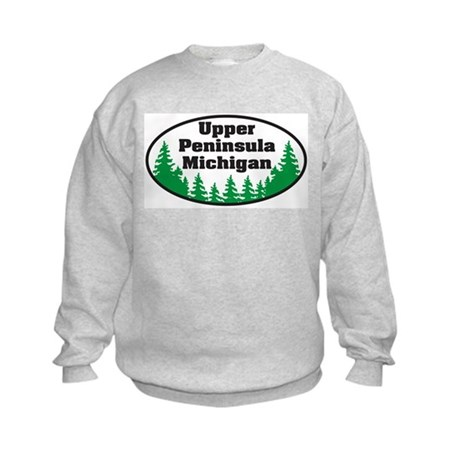 Upper Peninsula Kids Sweatshirt