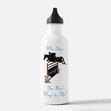cute_jumper4 Water Bottle