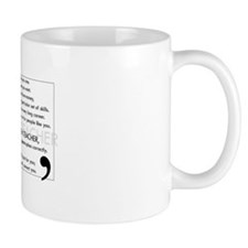 I Will Find You - Apostrophes Mug