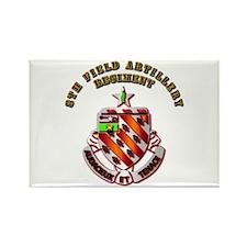 Artillery - 8th Field Artillery Regiment Rectangle