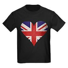 UK Heart T-Shirt