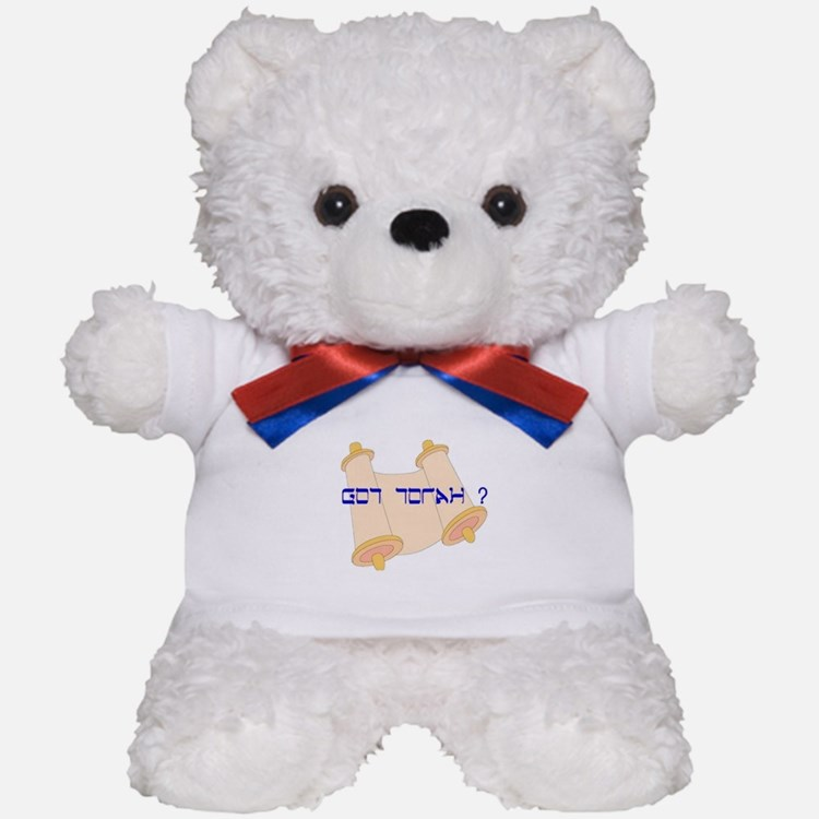 Got Torah Teddy Bear