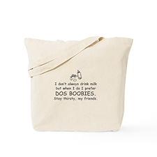 dos-boobies-com-gray Tote Bag