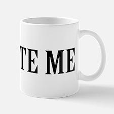 Bite me Small Mug