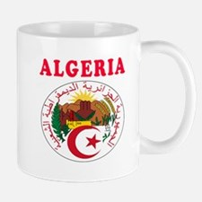 Algeria Coat Of Arms Designs Mug