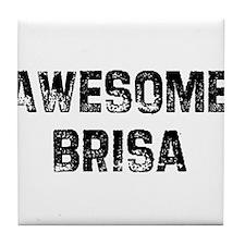 Awesome Brisa Tile Coaster