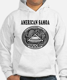 American Samoa Coat Of Arms Designs Hoodie