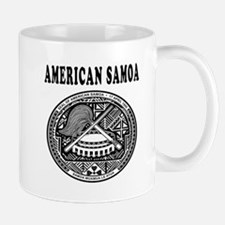 American Samoa Coat Of Arms Designs Mug