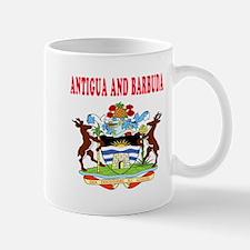 Antigua and Barbuda Coat Of Arms Designs Mug
