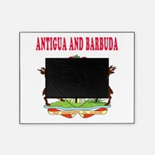 Antigua and Barbuda Coat Of Arms Designs Picture Frame
