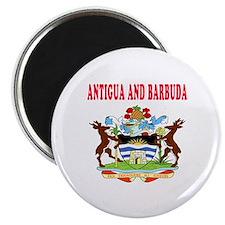 Antigua and Barbuda Coat Of Arms Designs Magnet