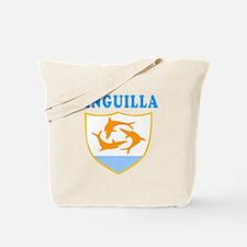 Anguilla Samoa Coat Of Arms Designs Tote Bag