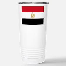 Flag of Egypt Travel Mug