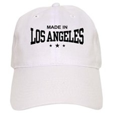 Made In Los Angeles Baseball Cap