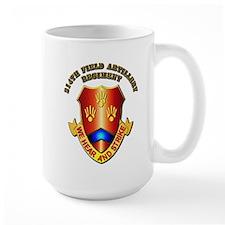 Artillery - 214th Field Artillery Regiment Mug