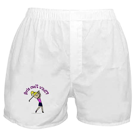 Light Golf Boxer Shorts