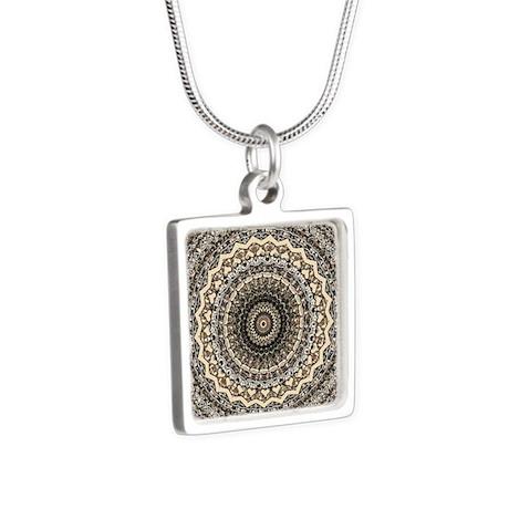 Bygone Love Mandala Necklaces