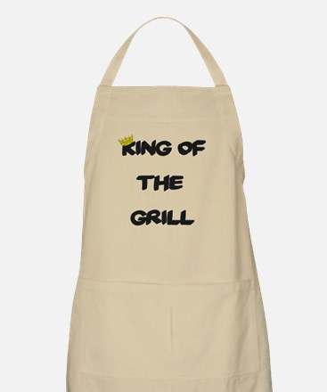 King of the Grill Grill Apron